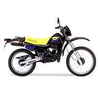 SUZUKI TS50X MOTORBIKE COVER