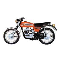 BULTACO MERCURIO MOTORBIKE COVER