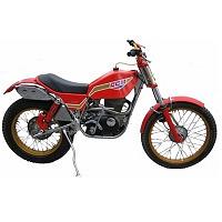 CCM 350 MOTORBIKE COVER