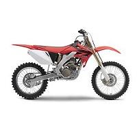 HONDA CRF150R MOTORBIKE COVER
