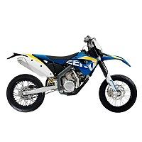 HUSABERG 450 MOTORBIKE COVER