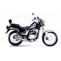 HYOSUNG CRUISE MOTORBIKE COVER