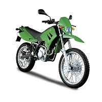 MZ 125SX MOTORBIKE COVER