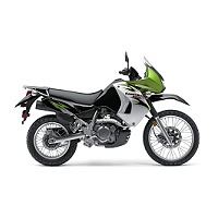 KAWASAKI KLR650 MOTORBIKE COVER