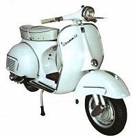 PIAGGIO VESPA GS 160 SCOOTER MOTORBIKE COVER