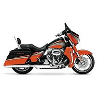 HARLEY DAVIDSON CVO MOTORBIKE COVER