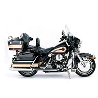 HARLEY DAVIDSON ELECTRA GLIDE MOTORBIKE COVER