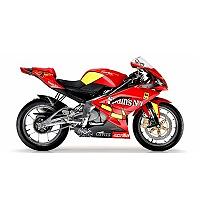 APRILIA RS125 MOTORBIKE COVER