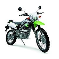 KAWASAKI KLX125 MOTORBIKE COVER