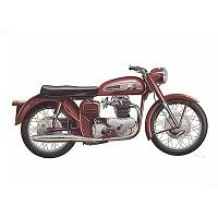 NORTON 650SS MOTORBIKE COVER