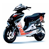 MALAGUTI F SERIES SCOOTER MOTORBIKE COVER
