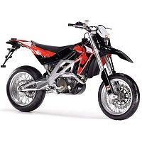 APRILIA MX125 MOTORBIKE COVER