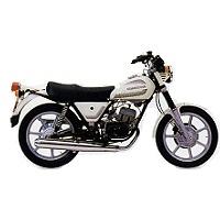 CAGIVA SST MOTORBIKE COVER