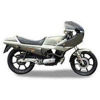 MOTO MORINO TURBO MOTORBIKE COVER