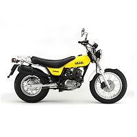 SUZUKI VAN VAN 125 MOTORBIKE COVER