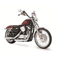 HARLEY DAVIDSON XL 1200 V MOTORBIKE COVER