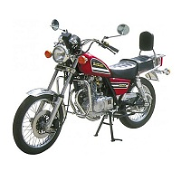 SUZUKI GN MOTORBIKE COVER