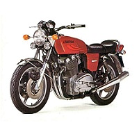 LAVERDA 1200 MOTORBIKE COVER