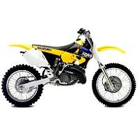 SUZUKI RM MOTORBIKE COVER