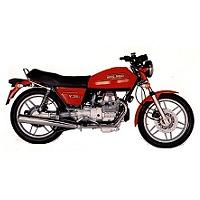 MOTO GUZZI V35 MOTORBIKE COVER