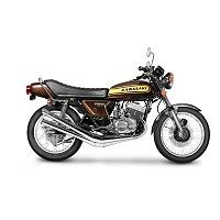 KAWASAKI TRIPLE MOTORBIKE COVER