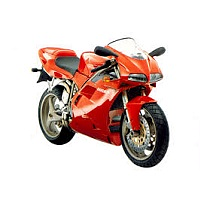 DUCATI 916 MOTORBIKE COVER