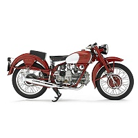 MOTO GUZZI FALCONE MOTORBIKE COVER