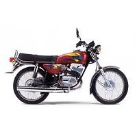 YAMAHA RX MOTORBIKE COVER