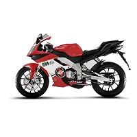 GILERA SC125 MOTORBIKE COVER