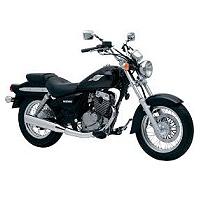 CAGIVA CRUISER MOTORBIKE COVER