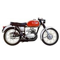 BULTACO TRALLA MOTORBIKE COVER