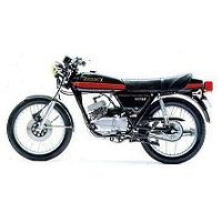 KAWASAKI KH125 MOTORBIKE COVER