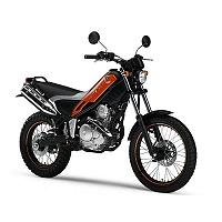 YAMAHA TRICKER MOTORBIKE COVER