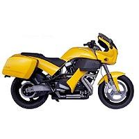 BUELL S2 THUNDERBOLT MOTORBIKE COVER