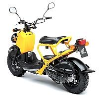 HONDA ZOOMER MOTORBIKE COVER