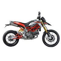 BIMOTA DBX MOTORBIKE COVER