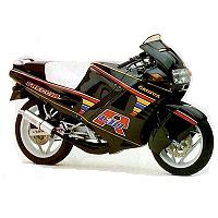 CAGIVA FRECCIA MOTORBIKE COVER