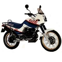 MOTO GUZZI NTX MOTORBIKE COVER