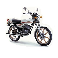 YAMAHA RD50 MOTORBIKE COVER