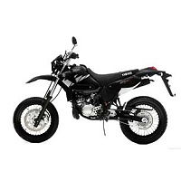 YAMAHA DT125 MOTORBIKE COVER