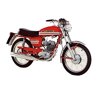 MOTO MORINO CORSARO COUNTRY MOTORBIKE COVER