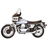 MOTO GUZZI 1000SP MOTORBIKE COVER