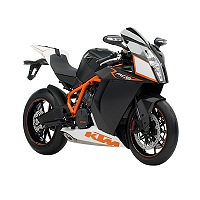 KTM 1190 RC8 MOTORBIKE COVERS