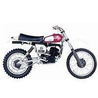 HUSQVARNA CR360 MOTORBIKE COVER