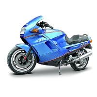 DUCATI PASO MOTORBIKE COVER